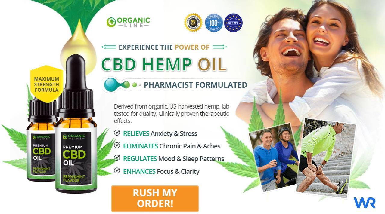 Organic Line CBD Oil Reviews in UK & France: Latest Hemp Drops with Sleep  Spray | Benzinga